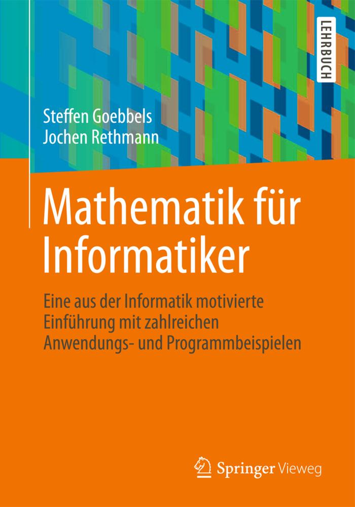 Mathematik für Informatiker als Buch von Steffe...