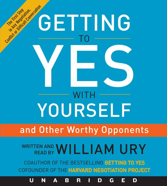 Getting to Yes with Yourself als Hörbuch CD von...