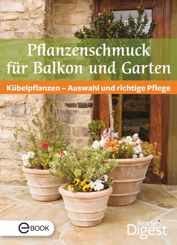 Pflanzenschmuck für Balkon und Terrasse als eBo...