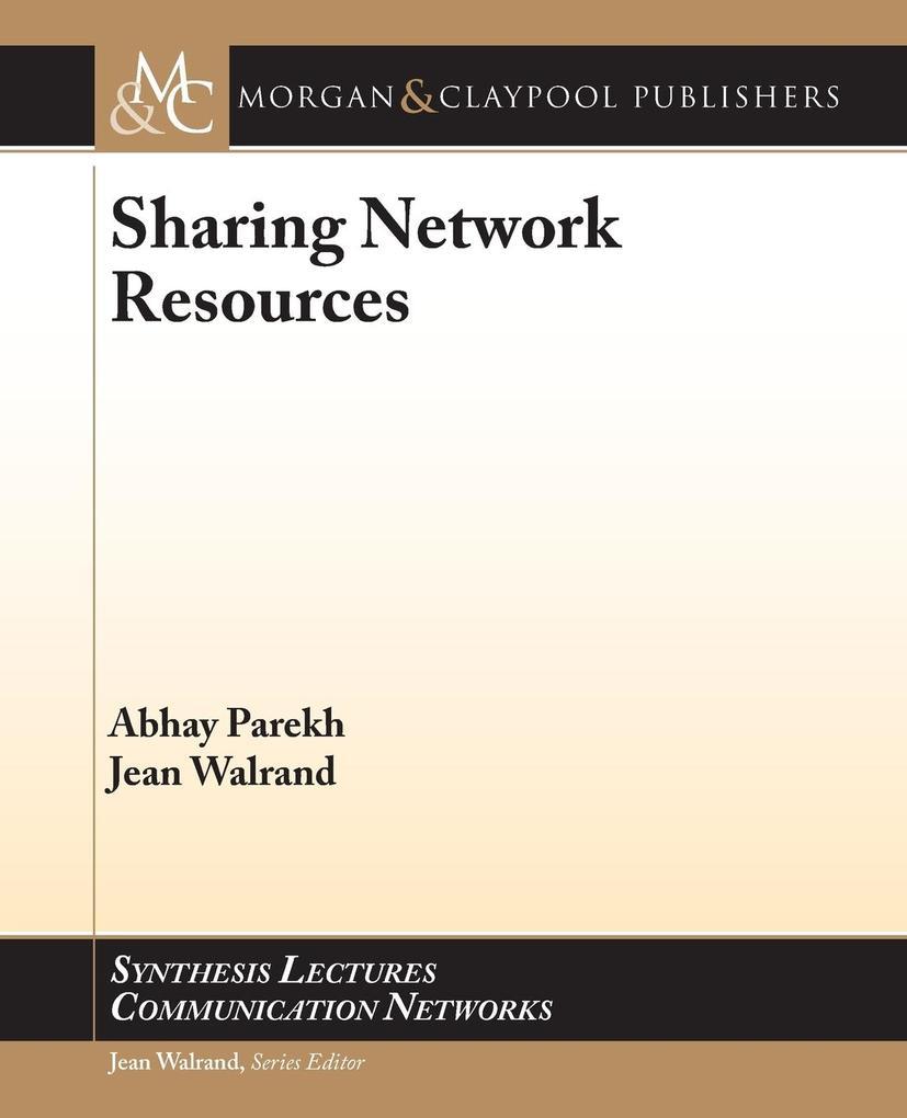 Sharing Network Resources als Taschenbuch von A...