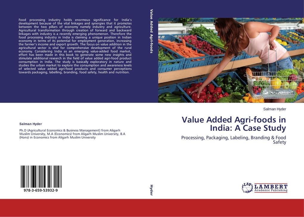 Value Added Agri-foods in India: A Case Study a...