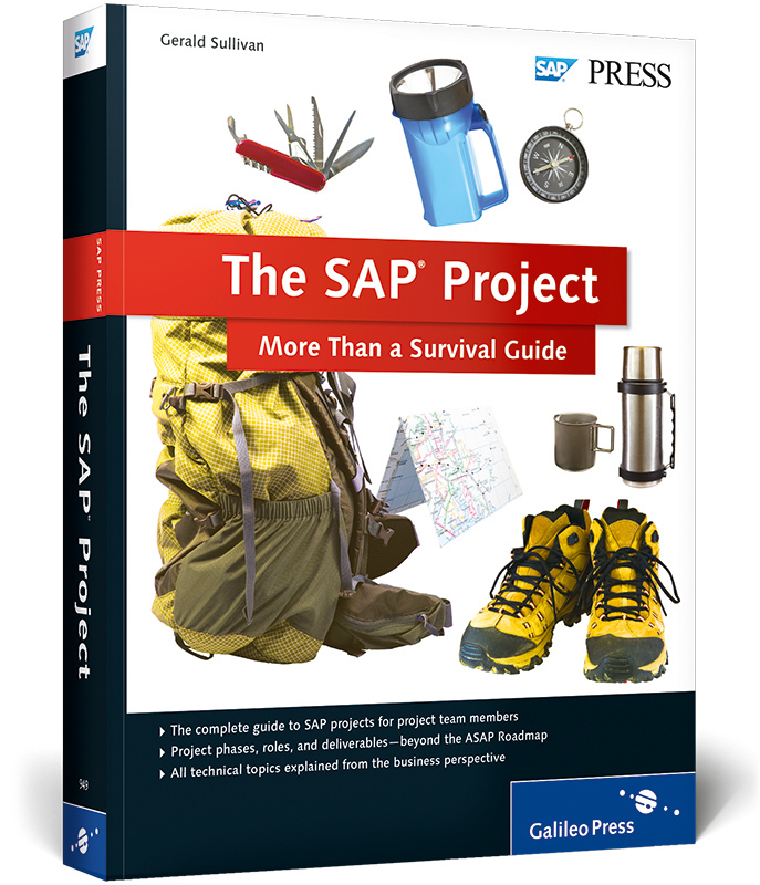 The SAP Project als Buch von Gerald Sullivan