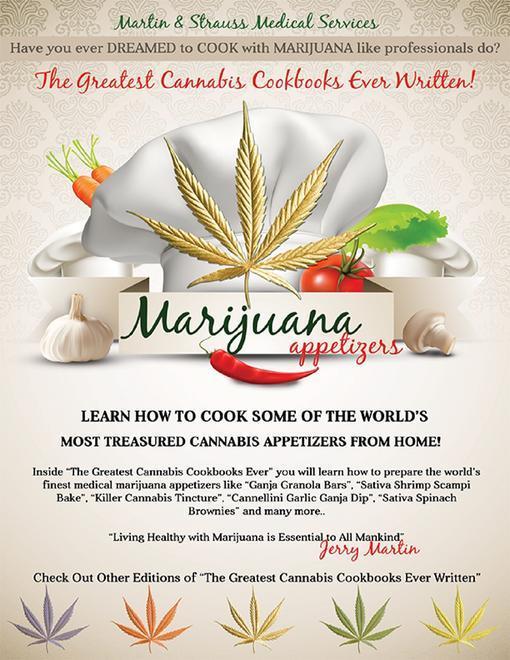 Greatest Cannabis Cookbooks Ever Written - Mari...