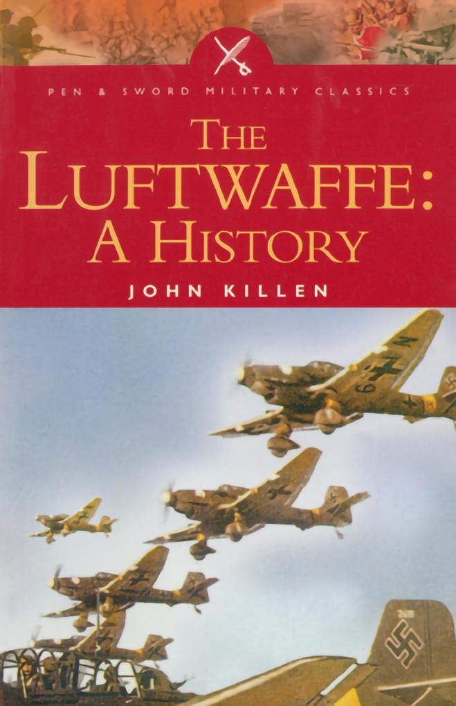 Luftwaffe als eBook Download von John Killen