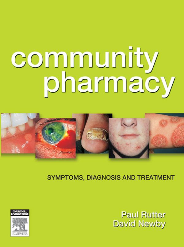 Community Pharmacy als eBook Download von David...