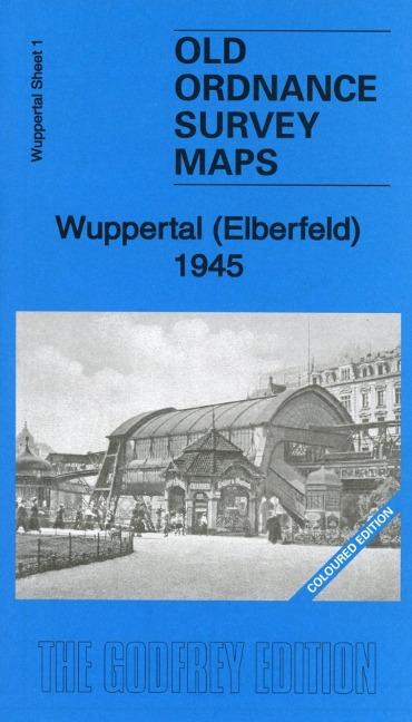 Wuppertal Sheet 01 Elberfeld als Buch von Alan ...
