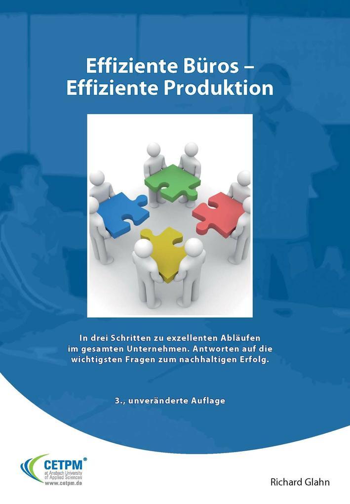 Effiziente Büros - Effiziente Produktion als eB...