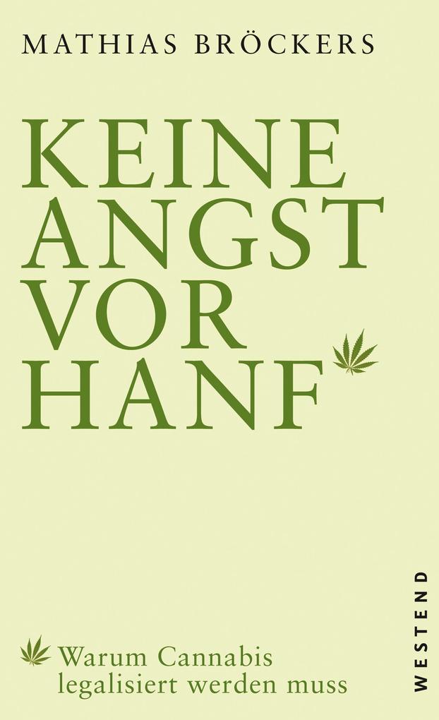 Keine Angst vor Hanf! als eBook Download von Ma...