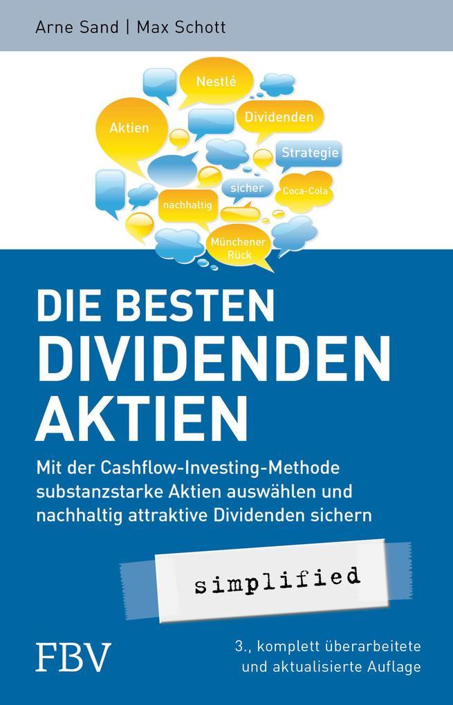 Die besten Dividenden-Aktien simplified als Buc...