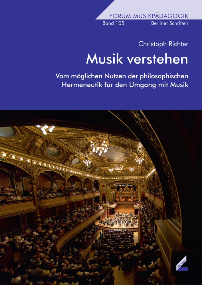 Musik verstehen als Buch von Christoph Richter