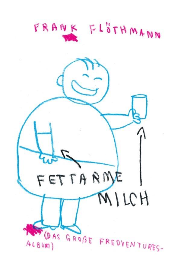 Fettarme Milch als Buch von