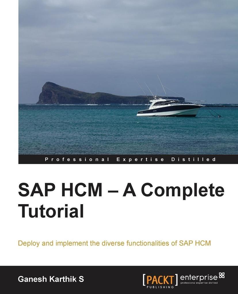 SAP Hcm - A Complete Tutorial als Buch von Gane...