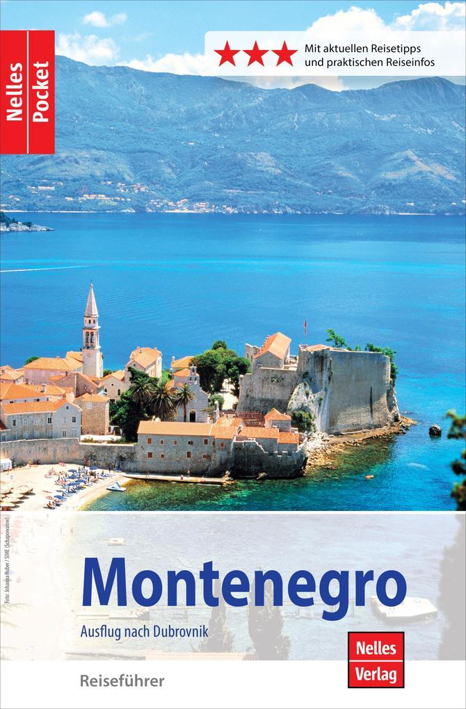 Nelles Pocket Reiseführer Montenegro als eBook ...