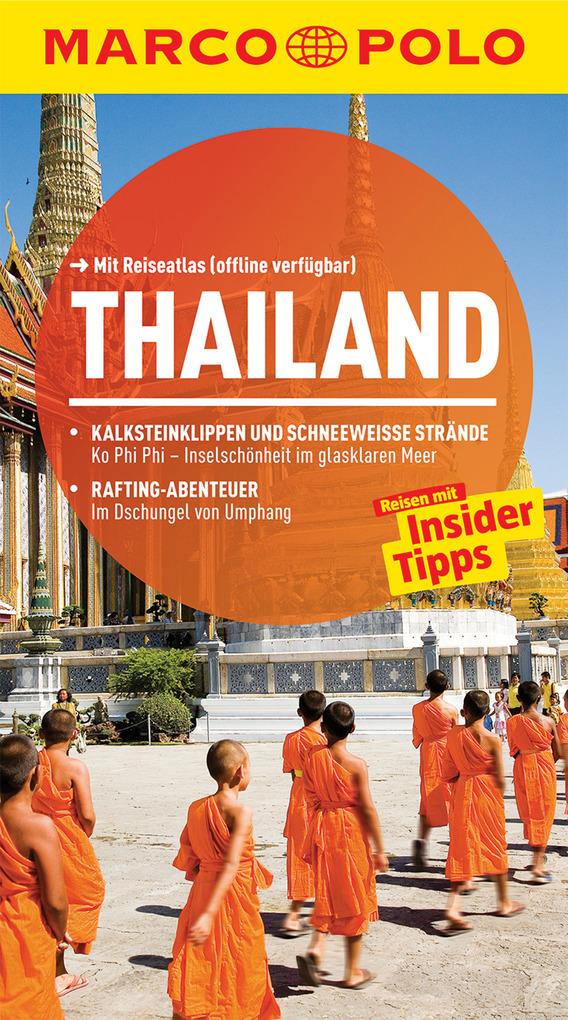 MARCO POLO Reiseführer Thailand als eBook Downl...