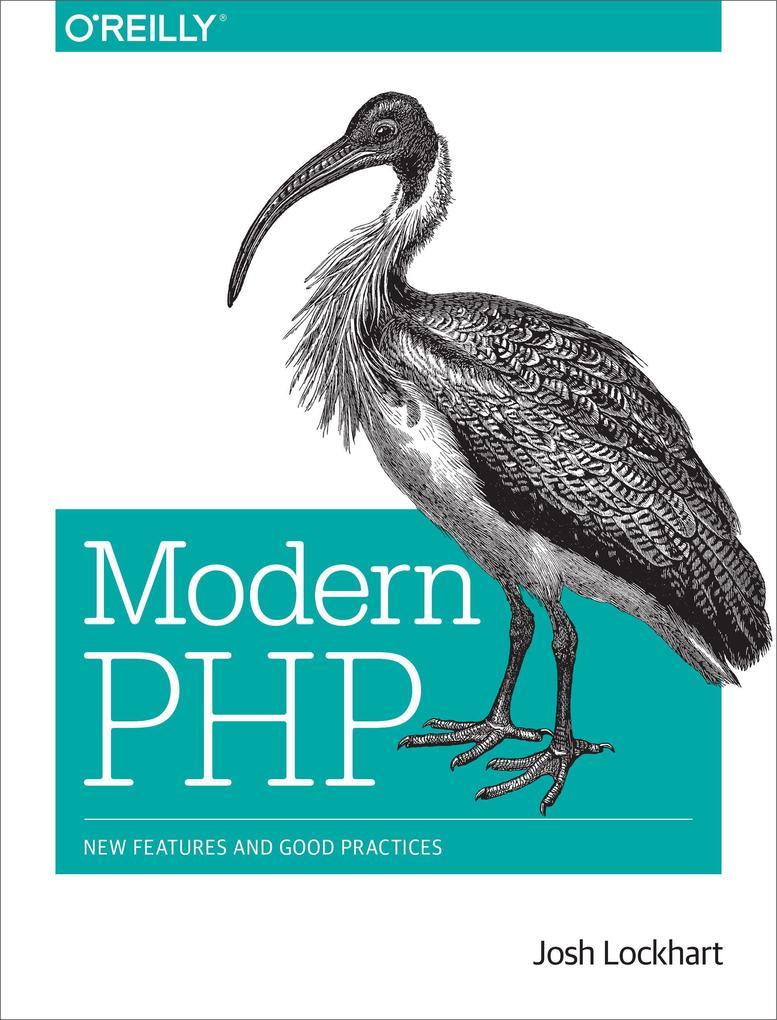 Modern PHP als Buch von Josh Lockhart