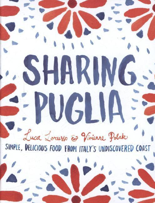 Sharing Puglia als Buch von Luka Lorusso
