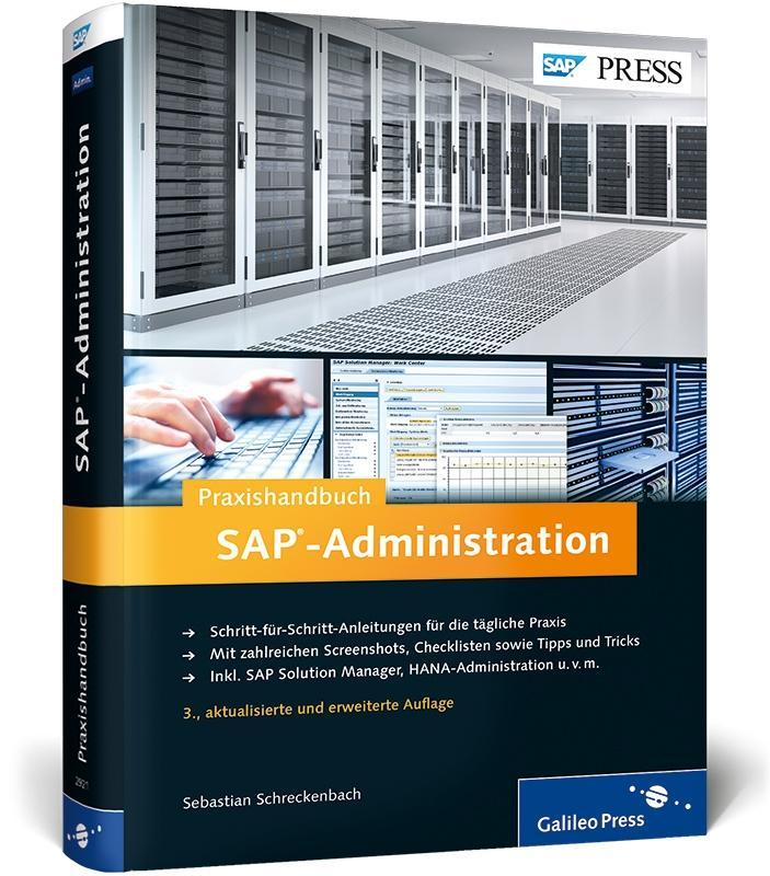 Praxishandbuch SAP-Administration als Buch von ...