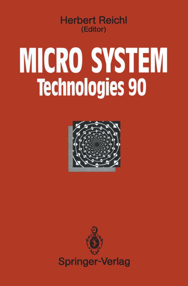 Micro System Technologies 90 als Buch von