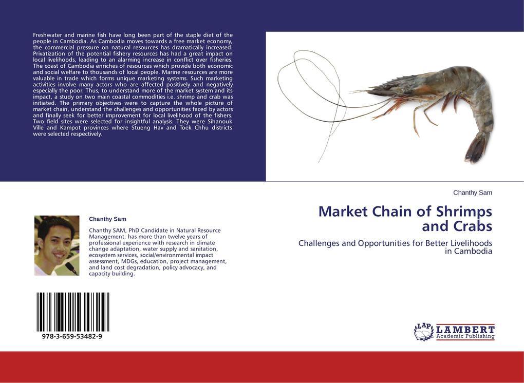 Market Chain of Shrimps and Crabs als Buch von ...