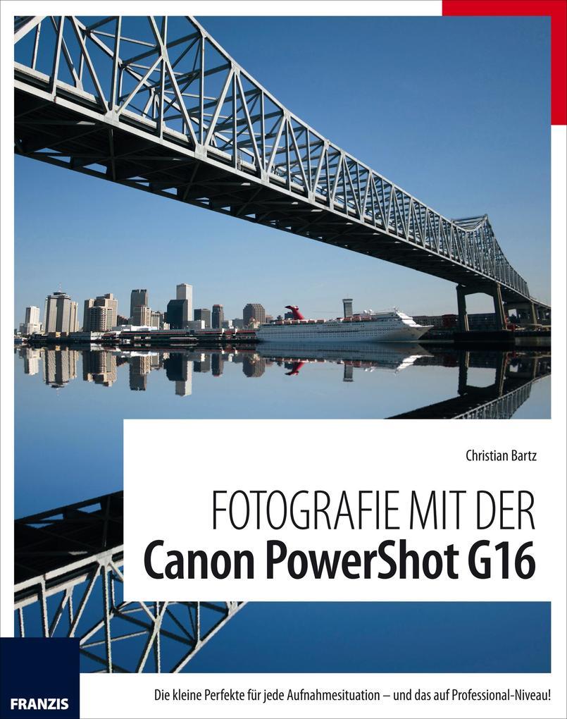 Fotografie mit der Canon PowerShot G16 als eBoo...