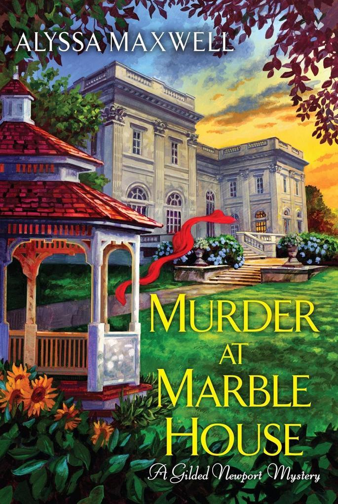 Murder at Marble House als eBook Download von A...