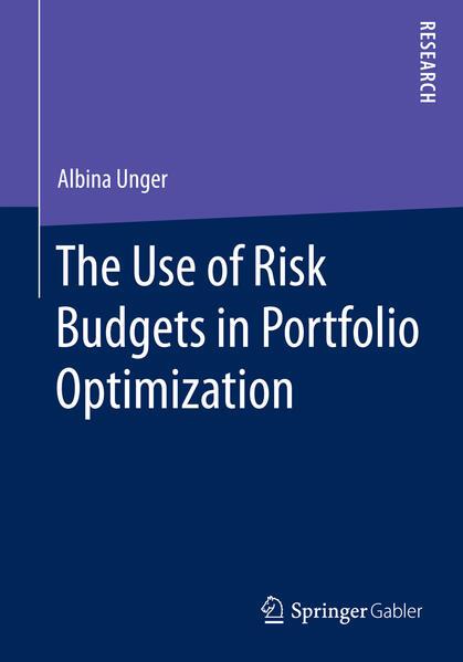 The Use of Risk Budgets in Portfolio Optimizati...