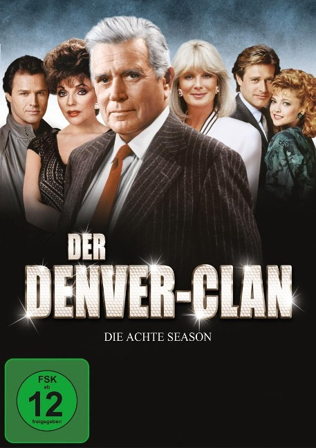 Der Denver-Clan - Season 8 (6 Discs, Multibox)