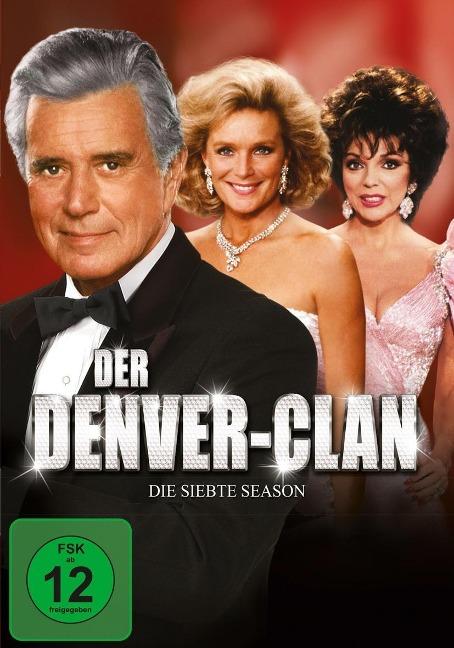 Der Denver-Clan - Season 7 (7 Discs, Multibox)