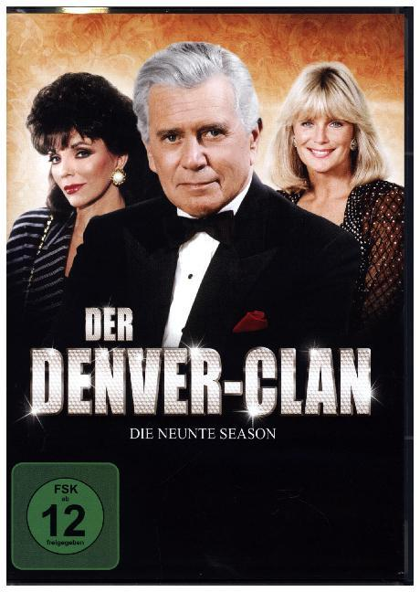 Der Denver-Clan - Season 9 (6 Discs, Multibox)