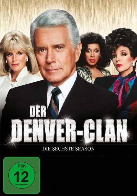 Der Denver-Clan - Season 6 (8 Discs, Multibox)