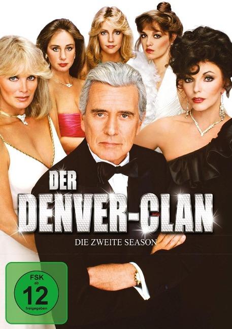 Der Denver-Clan - Season 2 (6 Discs, Multibox)