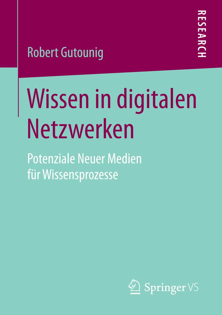 Wissen in digitalen Netzwerken als eBook Downlo...