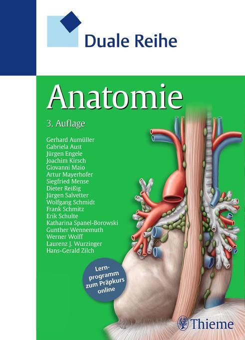 Duale Reihe Anatomie als eBook Download von Ger...
