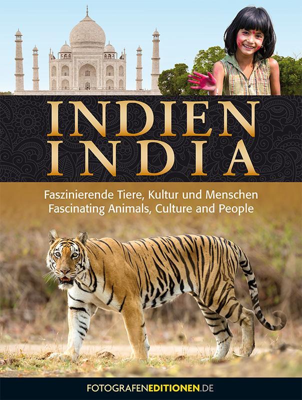 INDIEN - INDIA als Buch von Harald Lydorf, Kers...