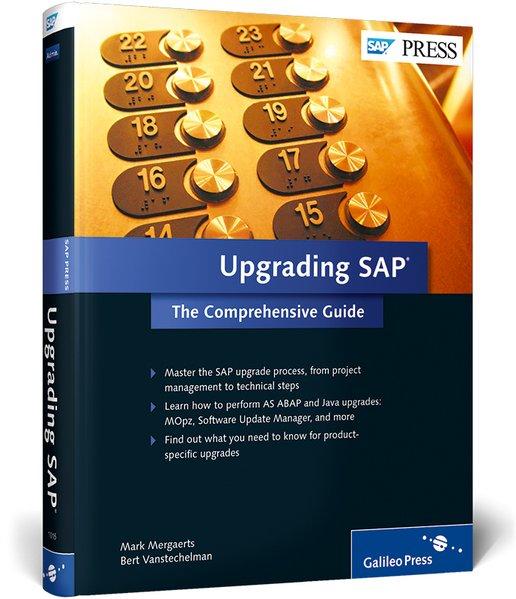 Upgrading SAP als Buch von Mark Mergaerts, Bert...