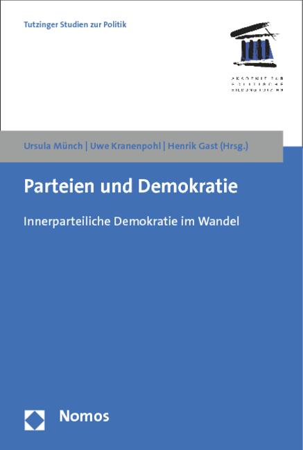 Parteien und Demokratie als Buch von