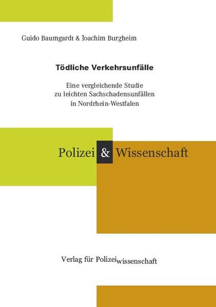 Tödliche Verkehrsunfälle als Buch von Joachim B...