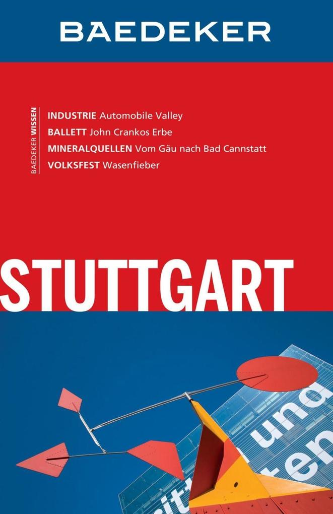 Baedeker Reiseführer Stuttgart als eBook Downlo...