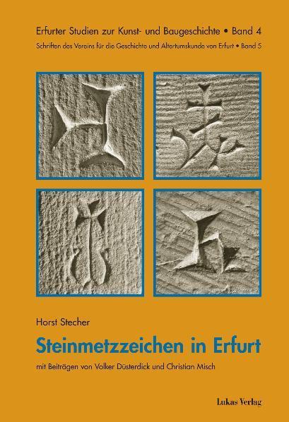 Steinmetzzeichen in Erfurt als eBook Download v...