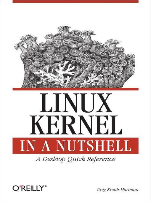 Linux Kernel in a Nutshell als eBook Download v...