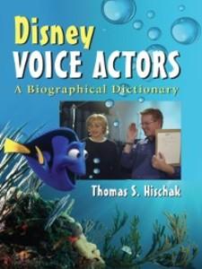 Disney Voice Actors als eBook Download von Thom...