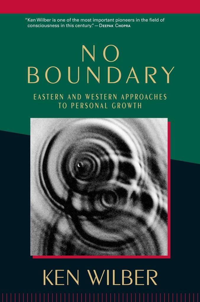 No Boundary als eBook Download von Ken Wilber