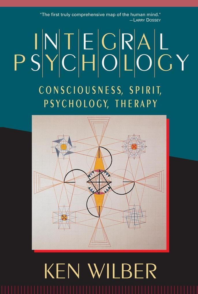 Integral Psychology als eBook Download von Ken ...