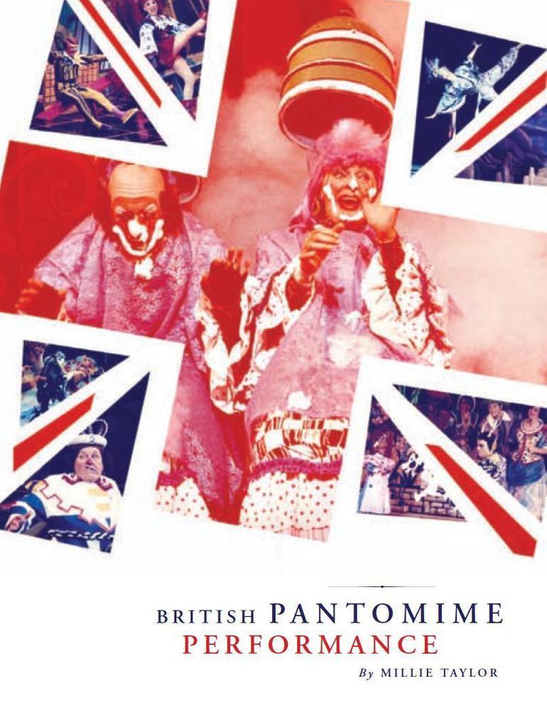 British Pantomime Performance als eBook Downloa...