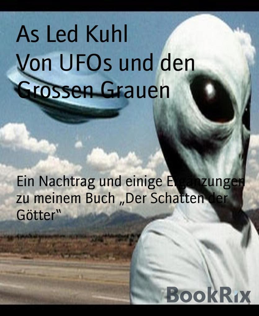 Von UFOs und den Grossen Grauen als eBook Downl...