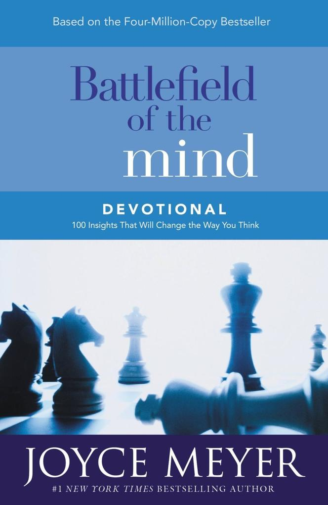 Battlefield of the Mind Devotional als eBook Do...