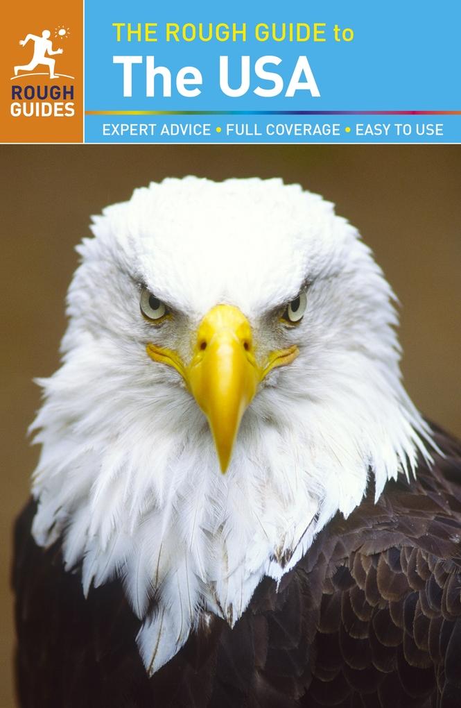 Rough Guide to the USA als eBook Download von R...