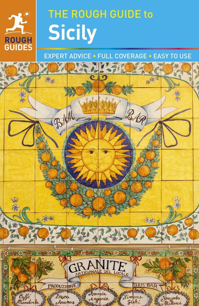 Rough Guide to Sicily als eBook Download von Ro...