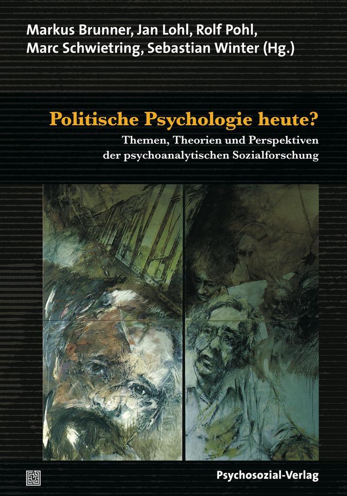Politische Psychologie heute? als eBook Downloa...