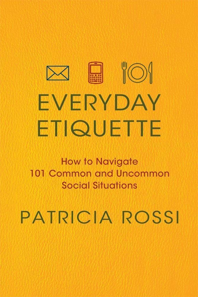 Everyday Etiquette als eBook Download von Patri...